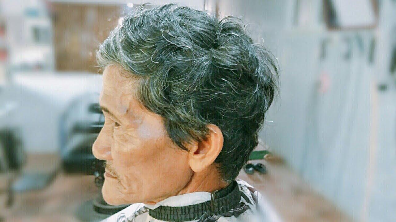 Cách xử lý mái tóc XOĂN cho người lớn tuổi hiệu quả nhất ! | Tổng hợp các tài liệu về tóc đẹp tuổi 50 đúng nhất
