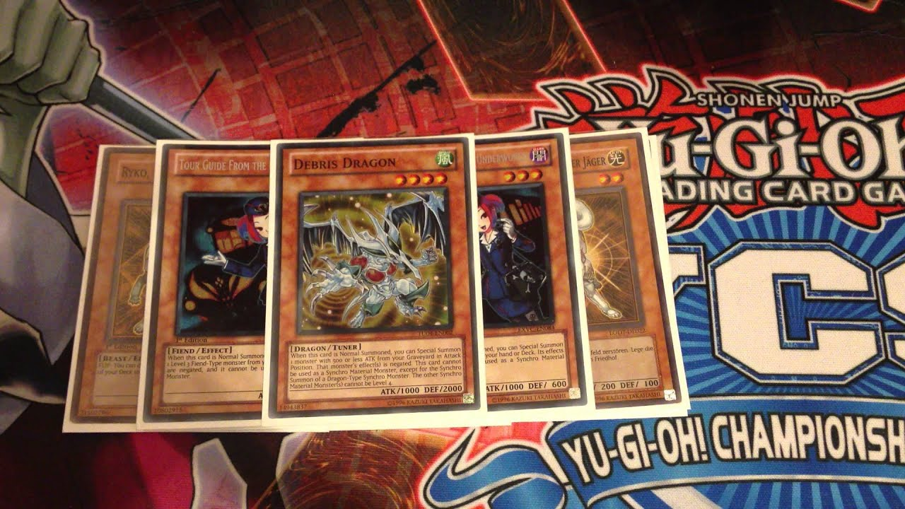 Chaos Dragon Deck Profile September 2013 (NEW FORMAT