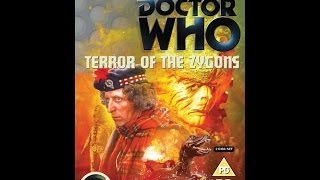 Doctor Who Terror Of The Zygons (trailer)