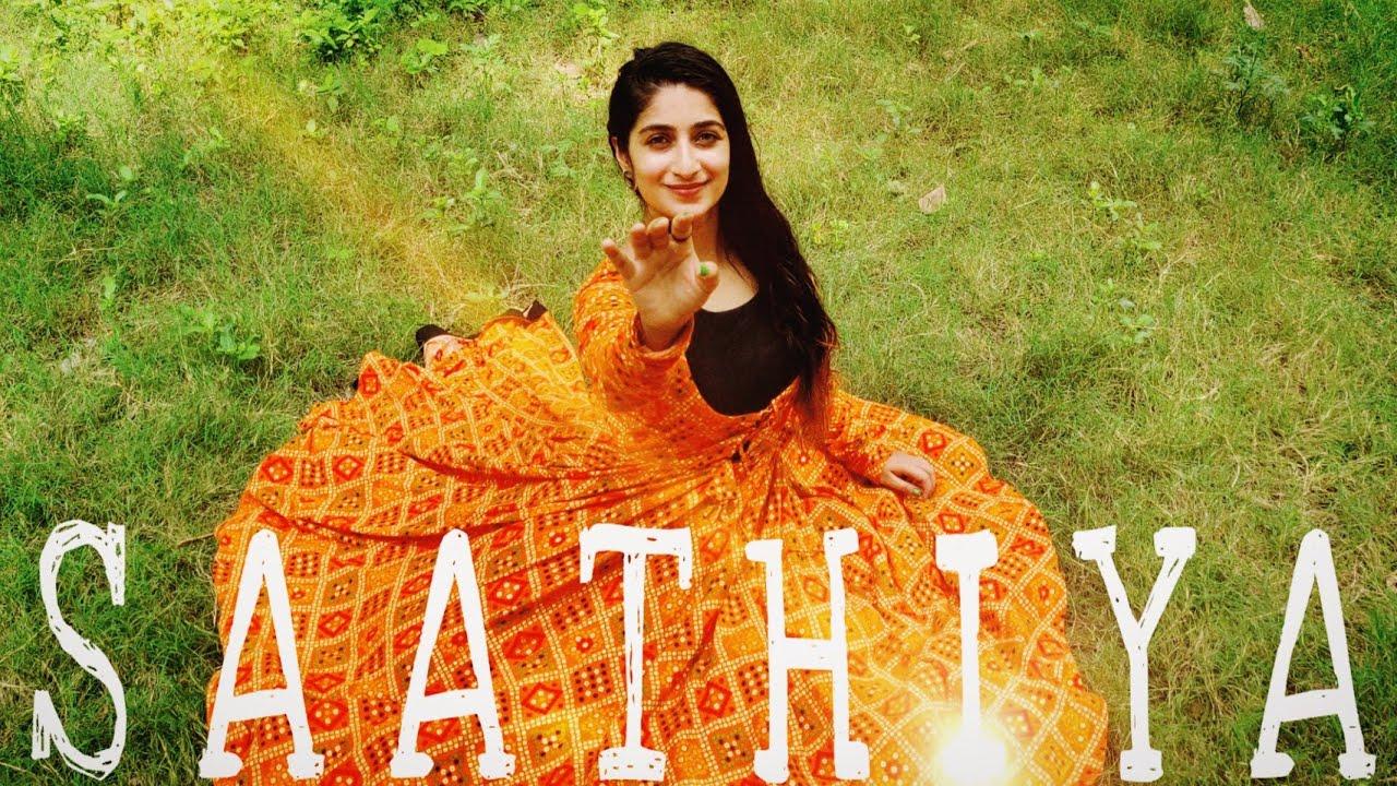 SAATHIYA - Sit down Choreography | A.R. Rahman |Rani Mukherjee |Vivek Oberoi |Divyas Choreography.