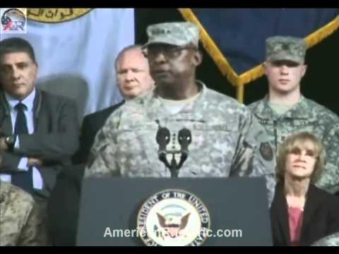General Lloyd J. Austin III - Speech on Assuming Command of U.S. Forces-Iraq
