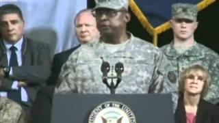 General Lloyd J. Austin III - Speech on Assuming Command of U.S. Forces-Iraq