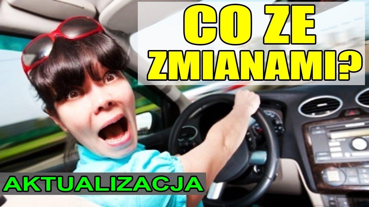Nowe prawo jazdy 2018 – aktualizacja #MOTODORADCA