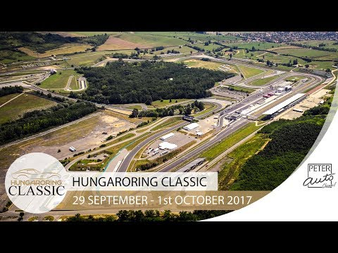 Hungaroring Classic : 29th September - 1st october 2017 (Budapest)