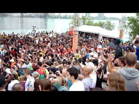 Soul Clap - Live @ Movement 2011, Detroit