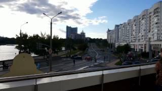 съёмки фильма Мы братья (Авель) Минск 10 июня 2014