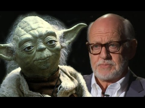 Frank Oz - George Lucas rejected his voice for Yoda.