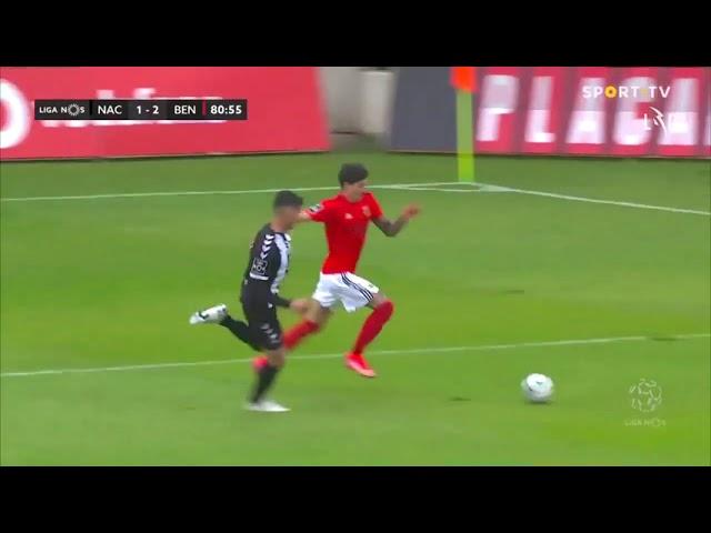 Goal | Golo Gonçalo Ramos: CD Nacional 1-(2) Benfica (Liga 20/21 #32)