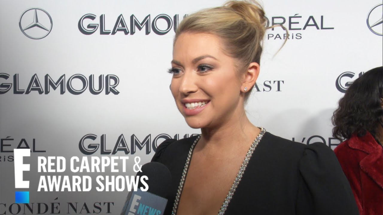 Stassi Schroeder Seeks Style Inspiration From Meghan Markle | E! Red Carpet & Award Shows