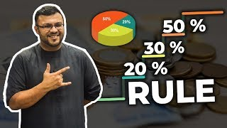 50/30/20 Rule For Personal Finance | How Much Should You Save For Retirement? | Dr. Sanjay Tolani