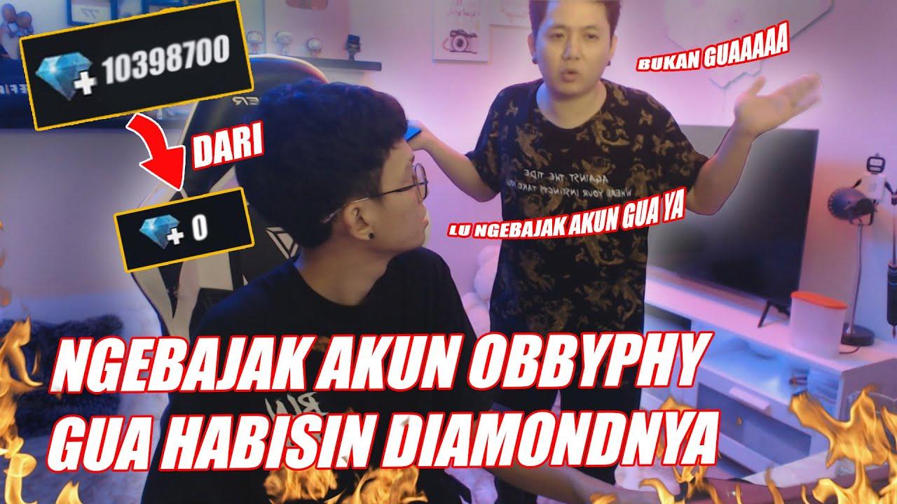 PRANK BAJAK HABIS IN DIAMOND OBBYPHY 10 JUTA HABIS PERCUMA AUTO MARAH BESAR HAHAAA