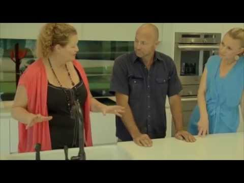 Designworx New Zealand - How did you do that? TV show - Kitchen Completion
