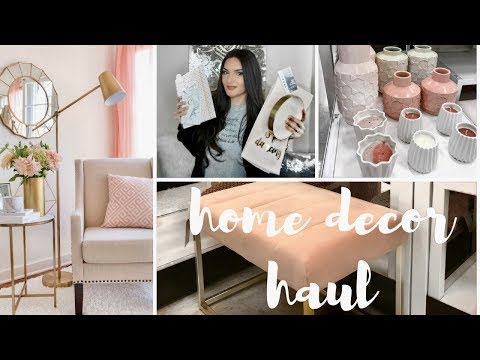 HOME DECOR IDEAS - TARGET & TJMAXX HAUL