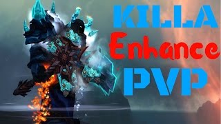 WoW - 7.2 Enhancement Shaman PvP + (Why Alcohol negates Fat loss)