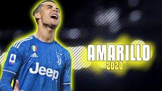 Cristiano Ronaldo ● Amarillo - J Balvin ● Skills & Goals 2020 | HD