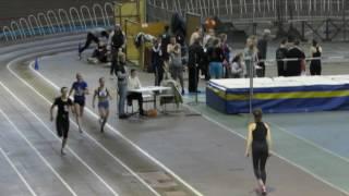 400м,дівч, 1 забіг, меморіал Я.Тягнибока 2017