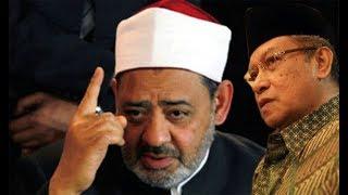 Berkunjung Ke PBNU, Grand Syaikh Al Azhar berkata : Jangan Benci Arab