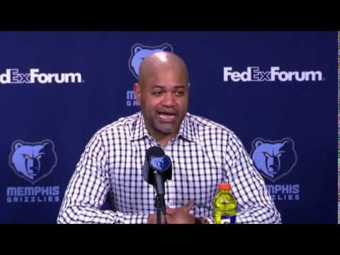 MEMvNOP: Grizzlies postgame press conference - 2/9/19