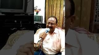 Bade bebfa hai ye hushn bale par teri _singer rafi Sahab karaoke Natthi lal