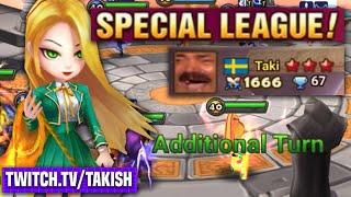 Weird 2020 G3 Meta of 4 Star Special League! - Takish Twitch Streams