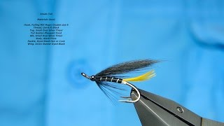 Tying a Stoats Tail Hairwing Salmon Fly with Davie McPhail