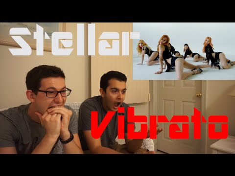 Stellar - Vibrato MV Reaction [Words Can't Explain]