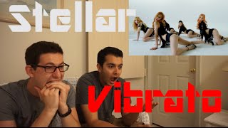 Stellar - Vibrato MV Reaction [Words Can