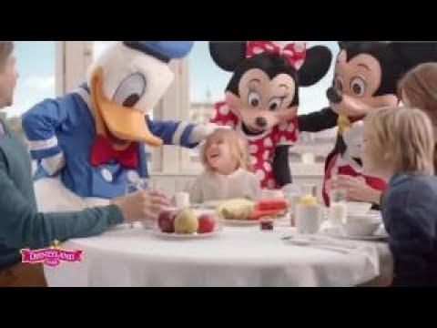 Disneyland Paris 2016 Official TV Trailer HD !! Disney Parks