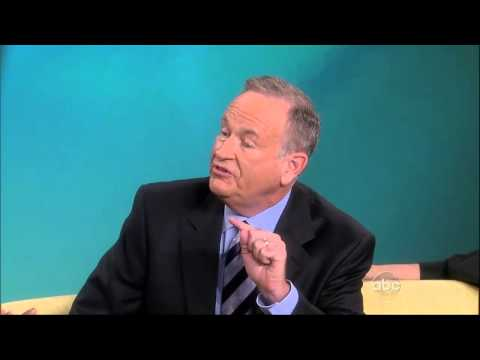 """""""The View"""" : Bill O'Reilly Blowup About Mosque"""