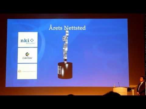 Rosing prisen for beste nettsted 2011: NKI Nettstudier