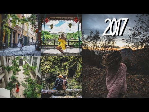 My 2017 (In Less Than 2 Minutes)