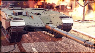 650MM PEN APFSDS LOL PEN | ULTIMATE LEOPARD 2A6 (War Thunder)