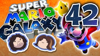 Super Mario Galaxy: Spacier than Space - PART 42 - Game Grumps