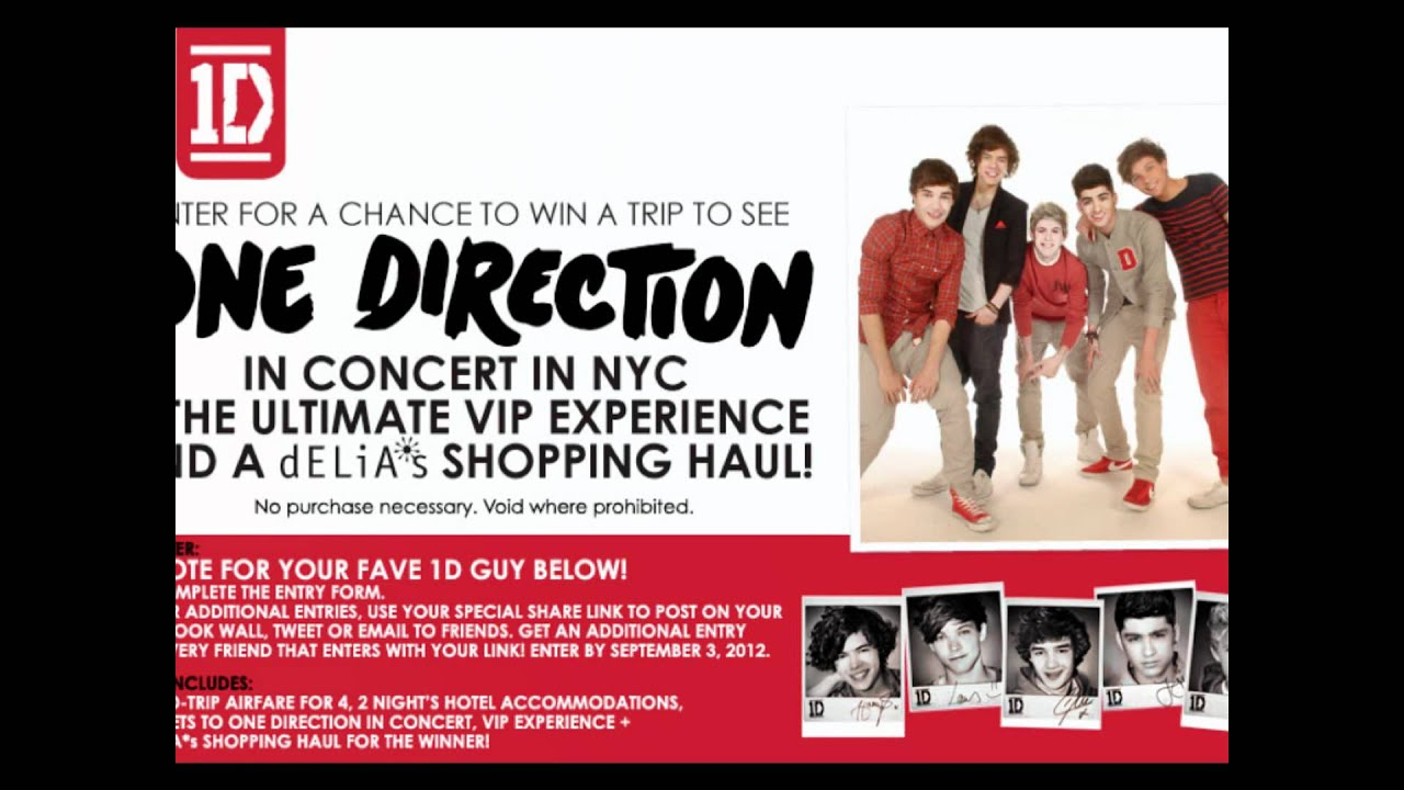 Win tickets to meet greet one direction in nyc youtube win tickets to meet greet one direction in nyc m4hsunfo