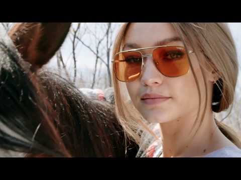 Gigi Hadid for Vogue Eyewear |  Special Collection