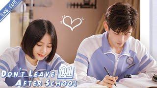 Eng Sub Dont Leave After School 01 Li Tingting Yao Chi 放学别走