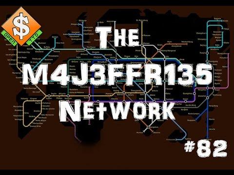 The M4J3FFR135 Network | OpenTTD | #82 | Metro Links