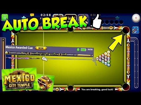 Thumbnail: 8 Ball Pool - Auto Break Glitch - How to Break Every Time! (No Hack/Cheat)