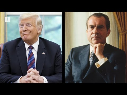 Trump: .I Learned A Lot From Richard Nixon.., From YouTubeVideos