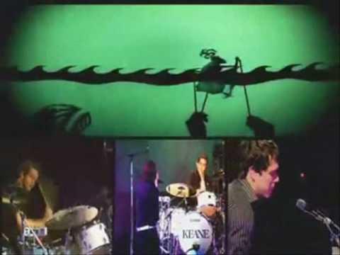Keane - Your Eyes Open (Instrumental Cover + Lyrics)