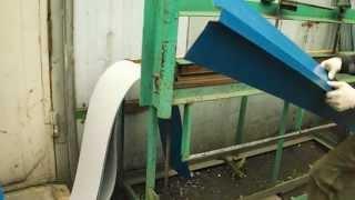 #листогиб ручной для сгибания жестяных  коньков(, 2013-05-20T15:11:53.000Z)