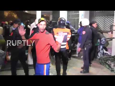 Morocco: Clashes erupt between migrants and Casablanca residents