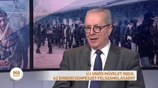 Új uniós művelet indul az embercsempészet felszámolásáért
