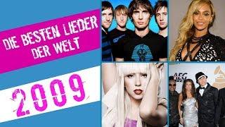 DIE BESTEN LIEDER DER WELT 2009 ♫ TOP 40