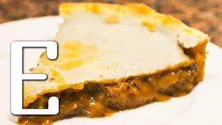 Ирландский мясной пирог — рецепт Едим ТВ
