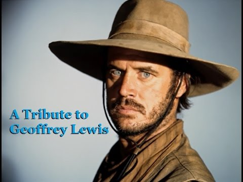 A Tribute to Geoffrey Lewis