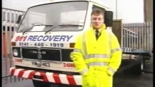 PSYBT Business Awards Finalist 1999 - 911 Recovery
