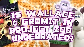 Is Wallace & Gromit in Project Zoo (PS2/Xbox/GCN) Underrated? - IMPLANTgames