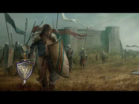 Fantasy Adventure Music | Knight's Templar | Upbeat, Hopeful, Energetic