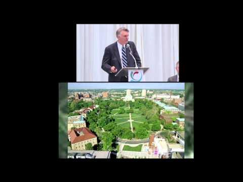 UCI <strong>President Chris Ronayne: Shaping the New Metropolis